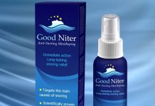 GoodNiter Complete Information 2018, price, review, effect - forum, anti snoring spray, ingredients - where to buy? Philippines - original