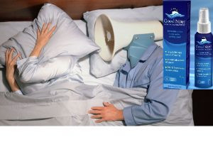 GoodNiter anti snoring spray, ingredients - does it work?
