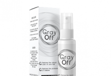 GrayOFF Completed guide 2019, price, reviews, effect - forum, hair spray, hair care - where to buy? Philippines - original