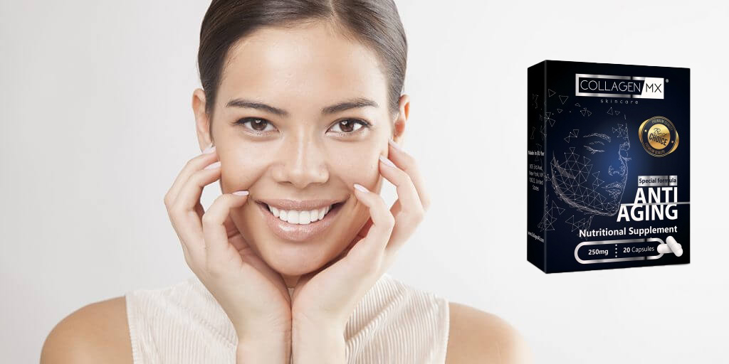 CollagenMX capsules how to take it, how does it work, side effects