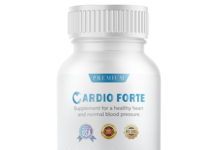 Cardio Forte capsules - ingredients, opinions, forum, price, where to buy, lazada - Philippines